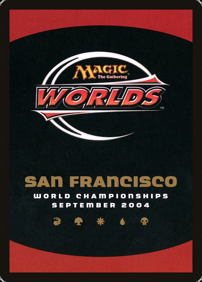 Sideboard - Aeo Paquette - 2004 Furnace Dragon World Championship PLD ABUGames
