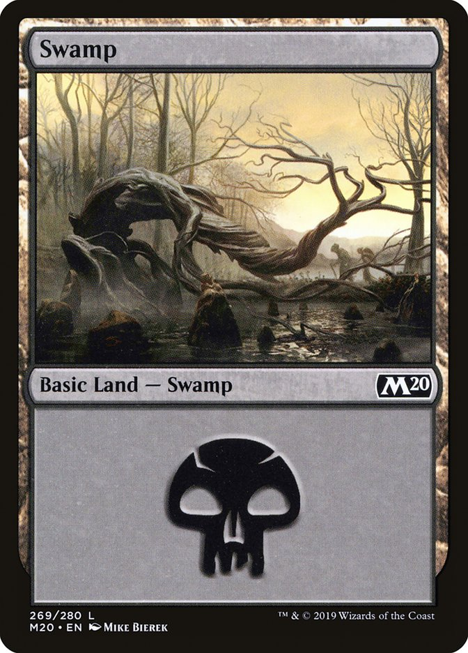 Afbeeldingsresultaat voor magic the gathering swamp