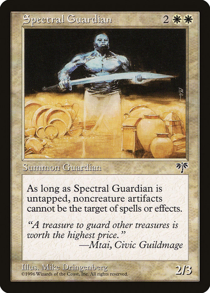 Spectral Guardian (Mirage)