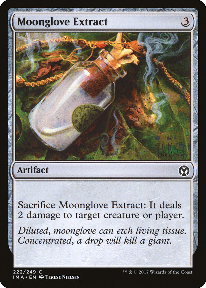 Moonglove Extract (Iconic Masters)