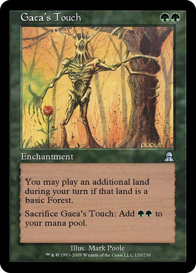 Gaea's Touch (Masters Edition III)