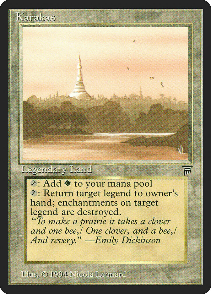 Karakas (Legends)
