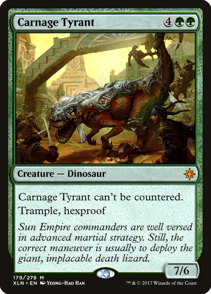 Image result for carnage tyrant