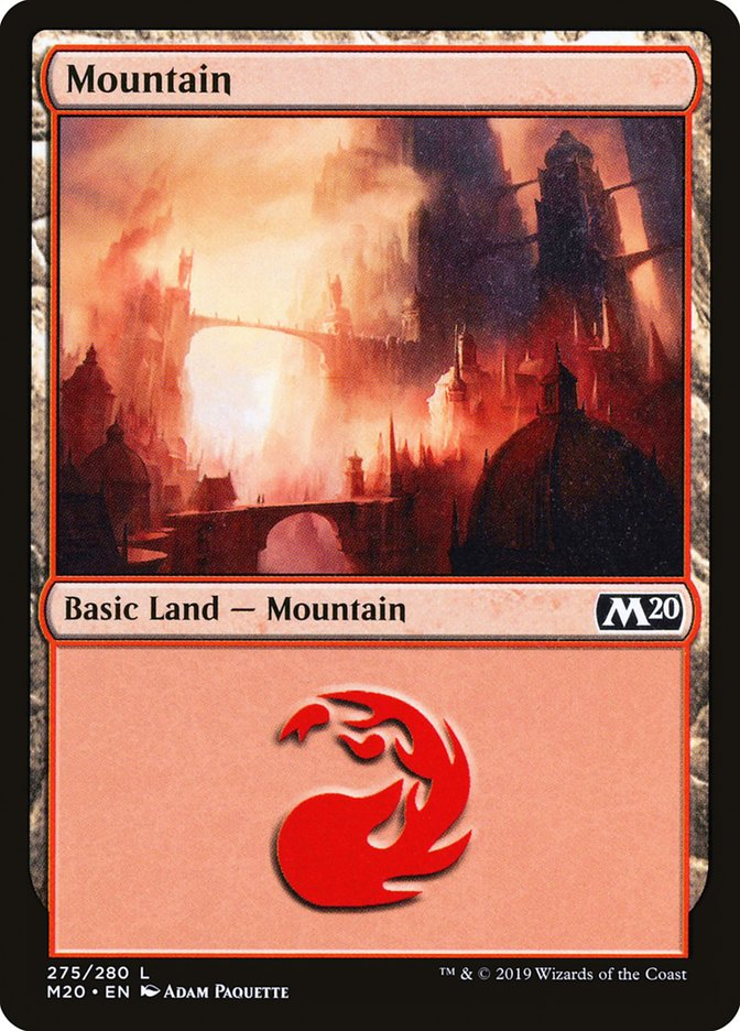 Afbeeldingsresultaat voor magic the gathering mountain