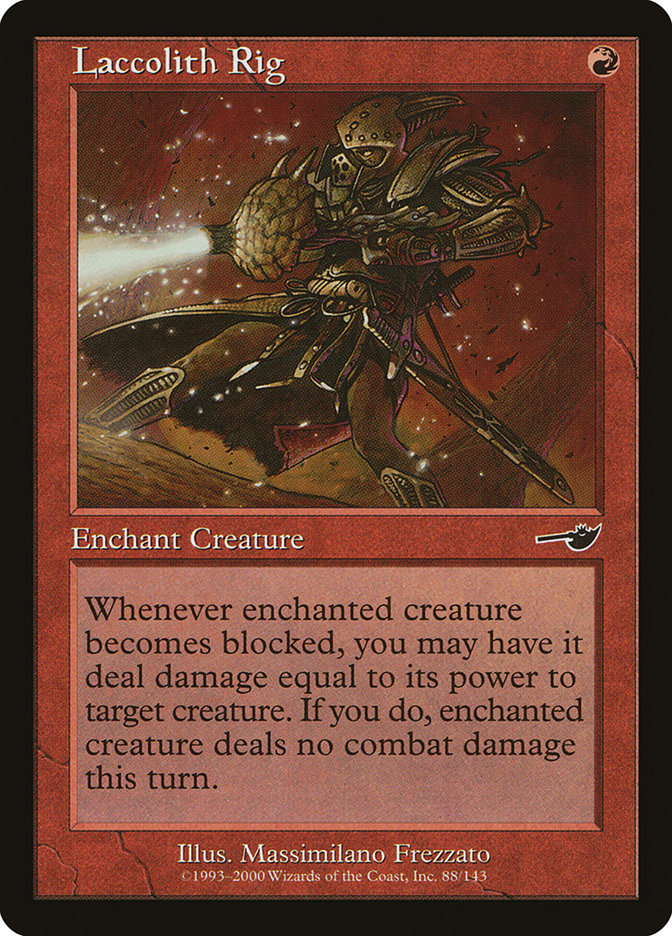 O Damage Equal To Its Power T Equipment Or T Aura F Commander Ci Wbr Scryfall Magic The Gathering Search