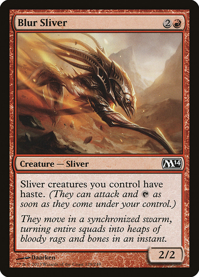sliver · Scryfall Magic: The Gathering Search