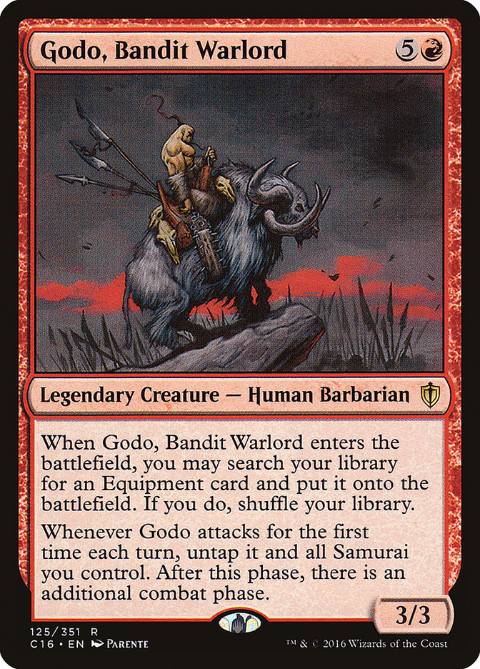Image result for godo bandit warlord