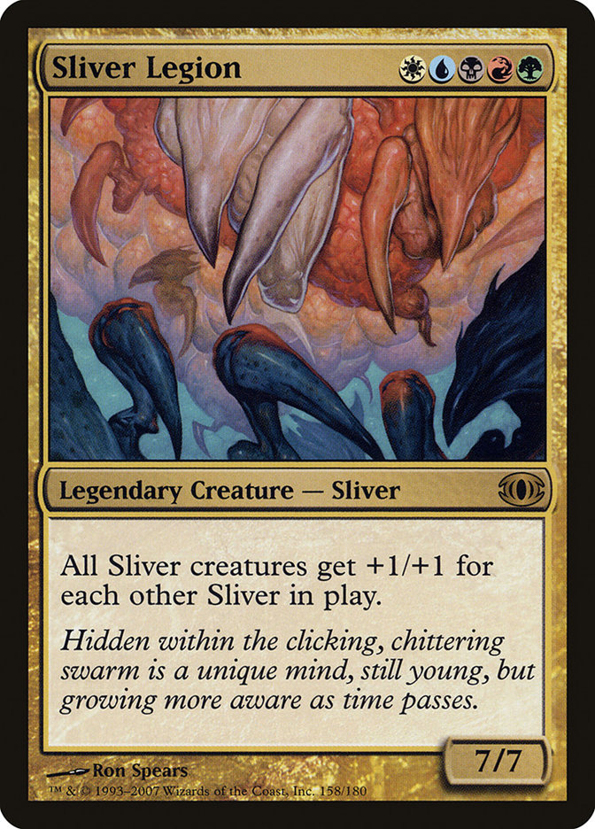 Sliver Legion (Future Sight)