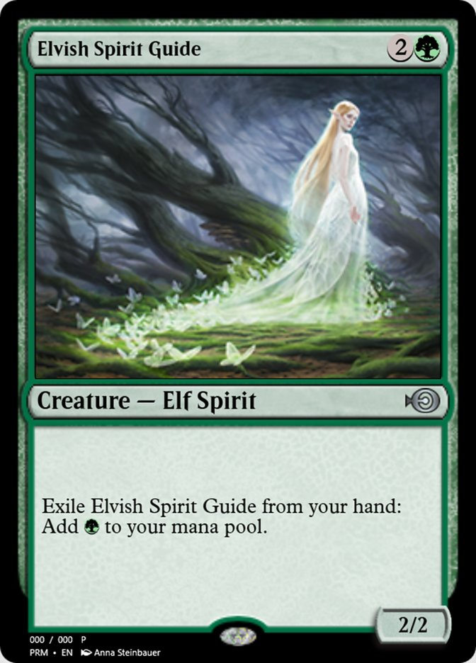 The hastiest of all mana dorks.