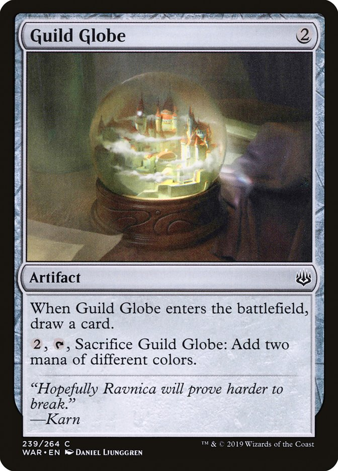 Guild Globe (War of the Spark)