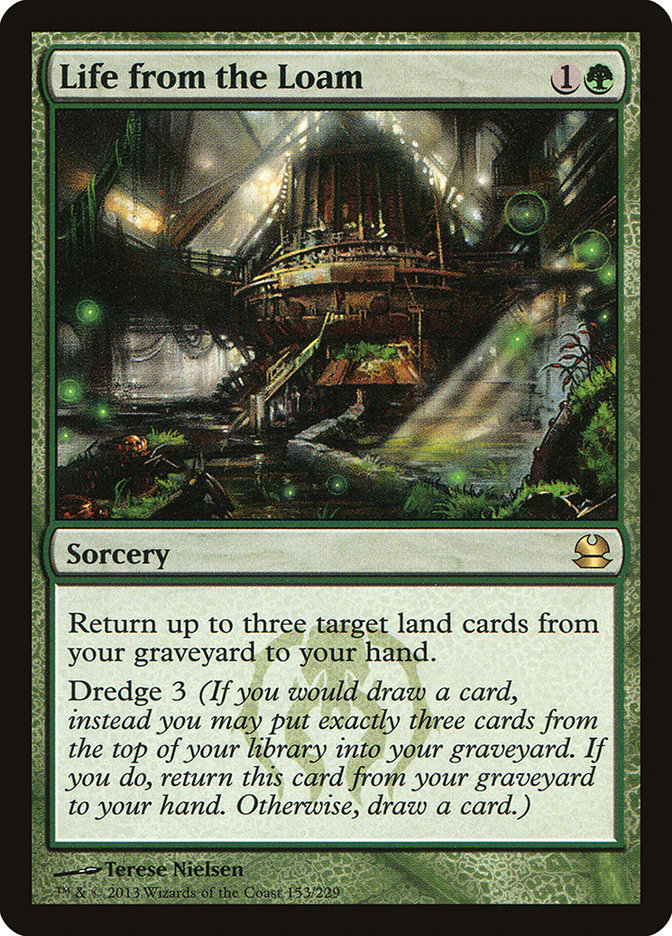 Life from the Loam (Modern Masters)