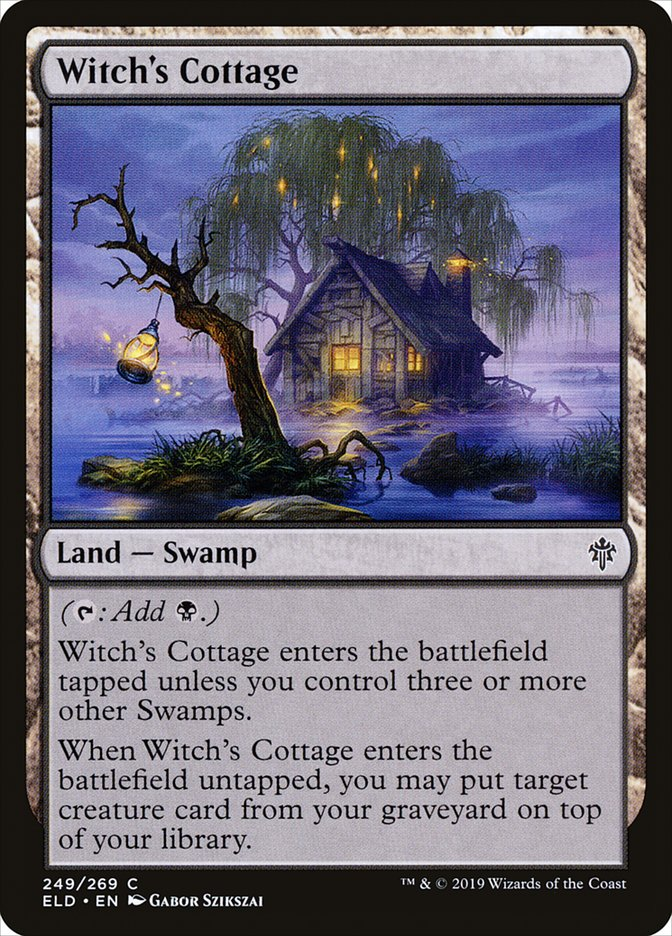 Witch's Cottage