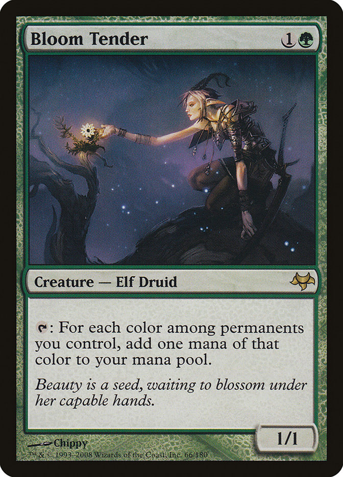 Eventide the Gathering Magic Bloom Tender