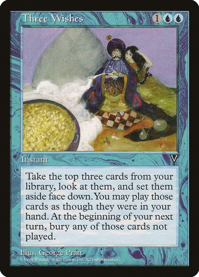 Three Wishes (Visions)