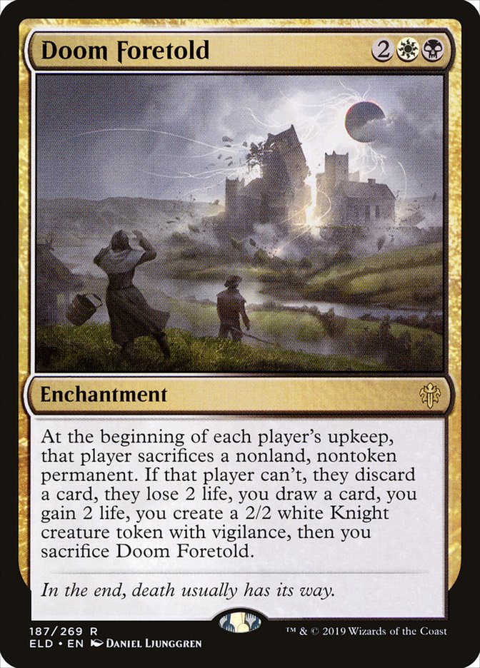 How Orzhov Yorion Changed My Mind Tcgplayer Infinite Whenever orzhov lugger attacks, you may put target noncreature permanent with converted mana cost 2 or less from you hand onto the battlefield. how orzhov yorion changed my mind
