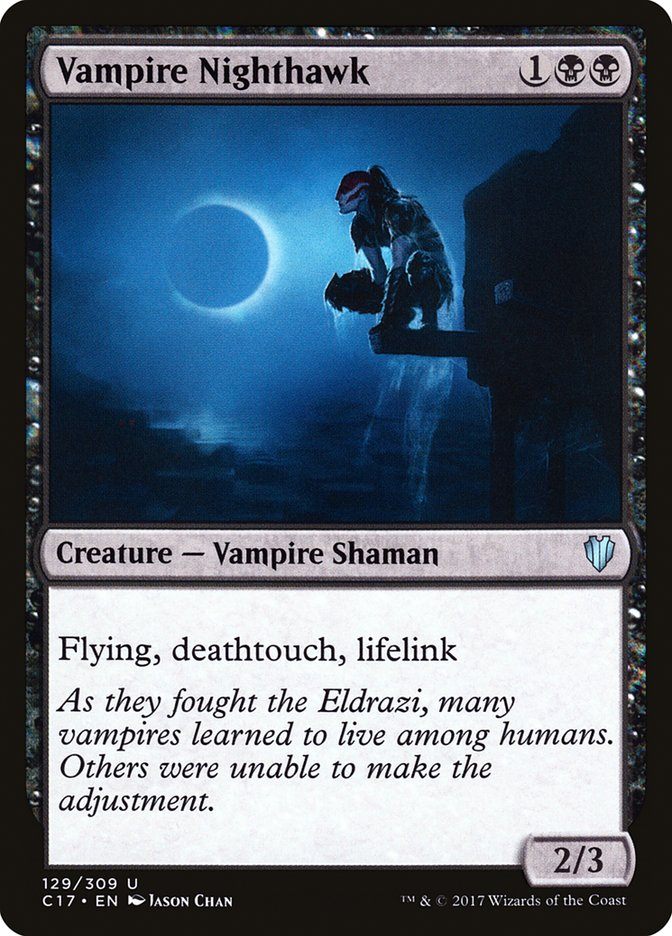 Vampire Nighthawk (Commander 2017)