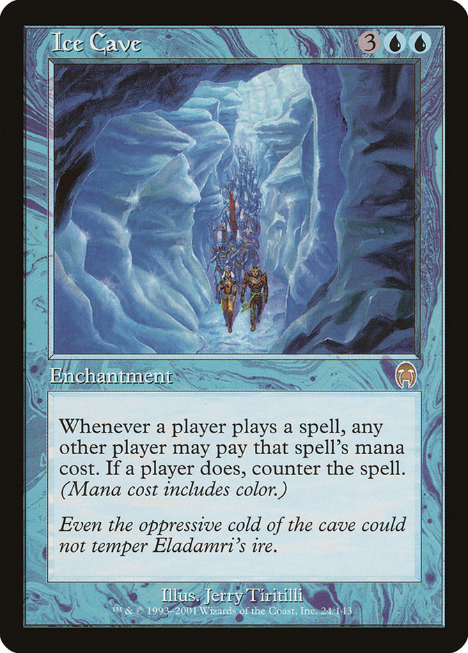 Image result for ice cave mtg