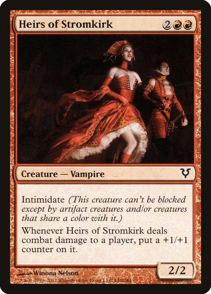 4 Stromkirk Occultist