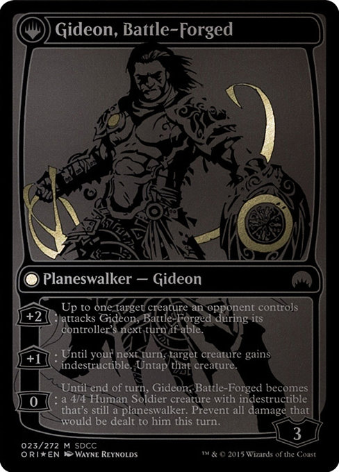 Kytheon, Hero of Akros // Gideon, Battle-Forged (PS15)