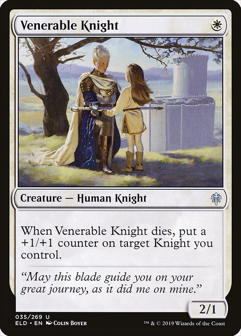 Venerable Knight (ELD)
