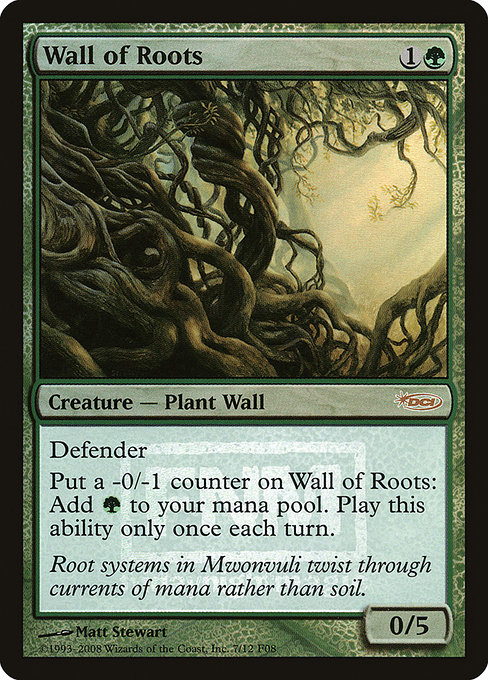 Wall of Roots (F08)