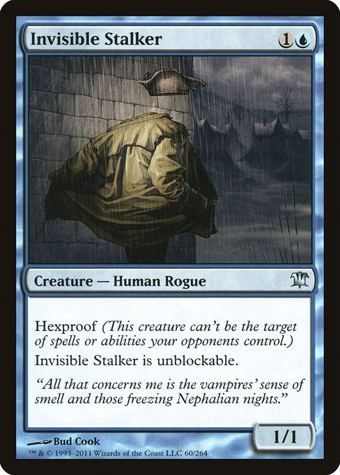 Invisible Stalker (ISD)