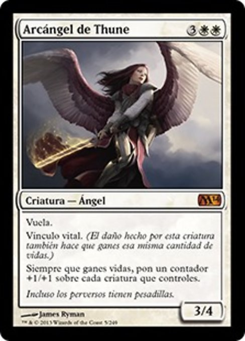 Archangel of Thune (M14)
