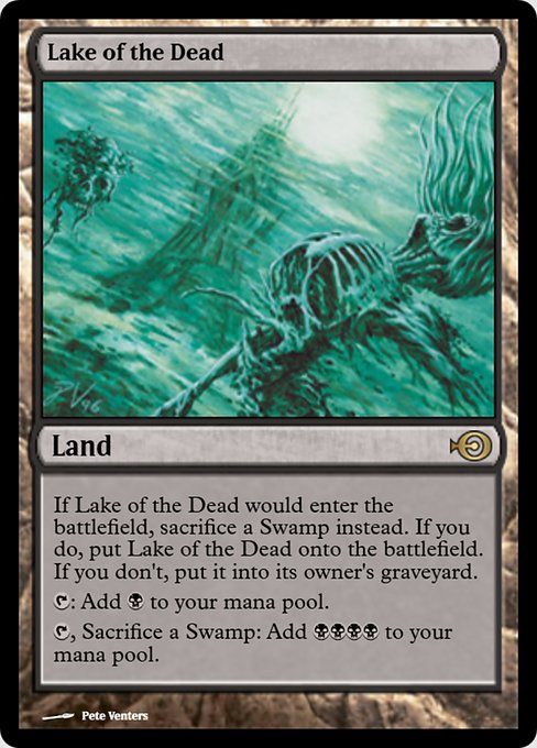 Lake of the Dead (PRM)
