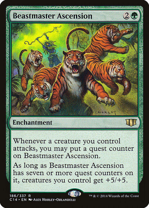Beastmaster Ascension (C14)