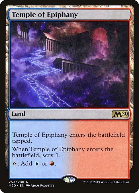 Temple of Epiphany (M20)