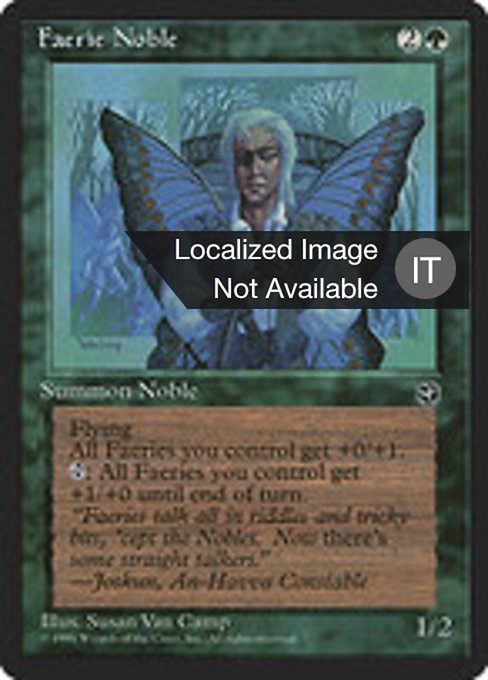 Faerie Noble (HML)