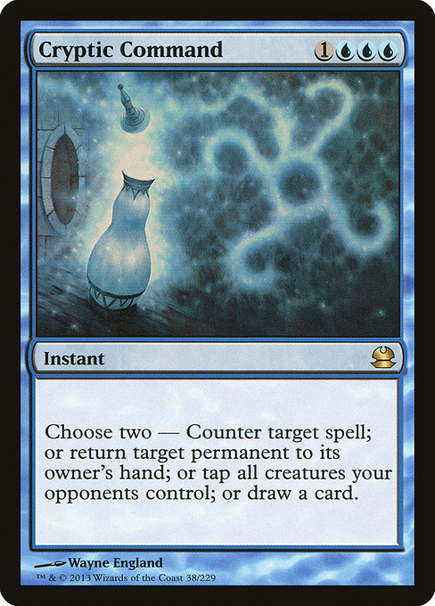 Cryptic Command (MMA)