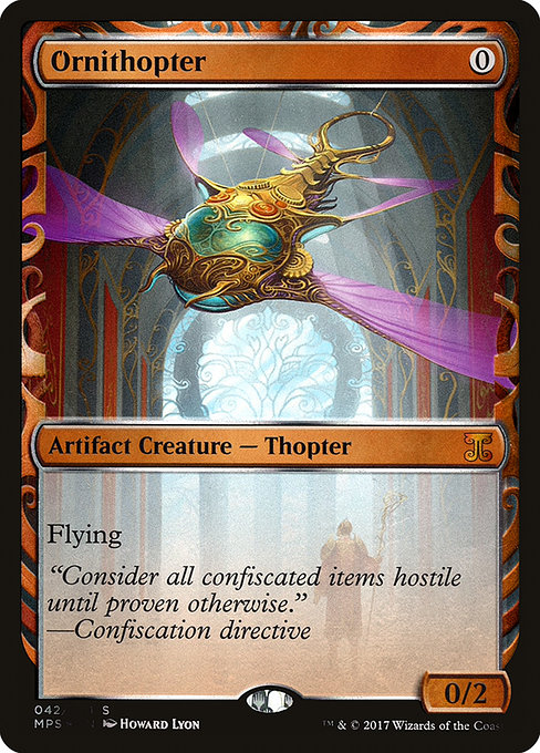 Ornithopter (MPS)