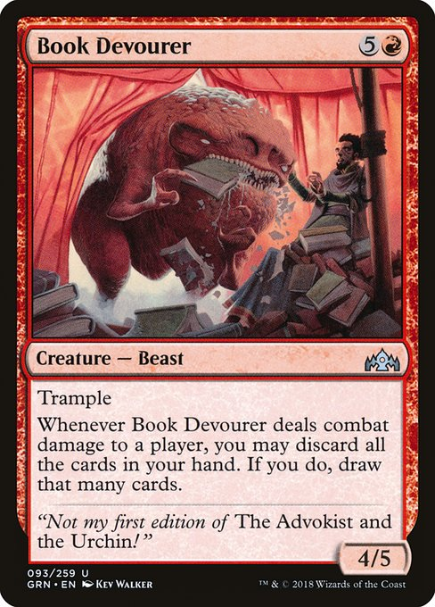 Book Devourer (GRN)