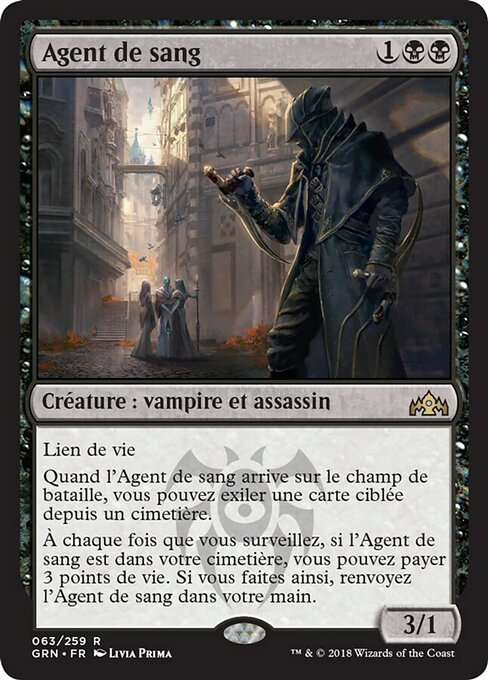 Blood Operative (GRN)