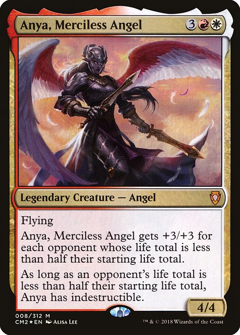 Anya, Merciless Angel (CM2)