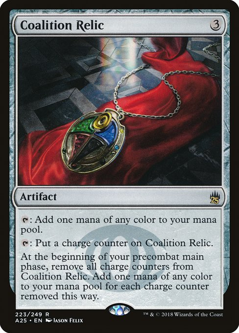 Coalition Relic (A25)