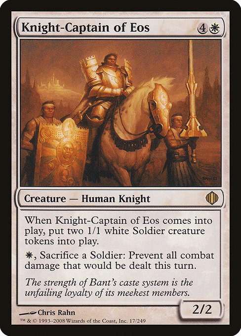 Knight-Captain of Eos (ALA)
