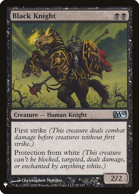 Black Knight (MB1)
