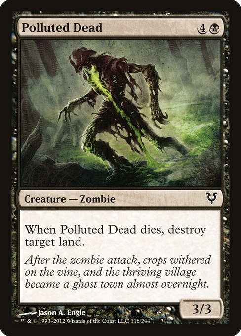 Polluted Dead (AVR)
