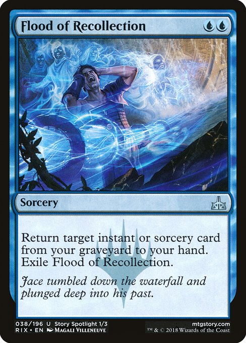 Flood of Recollection (RIX)