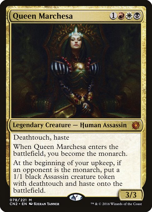 Queen Marchesa (CN2)