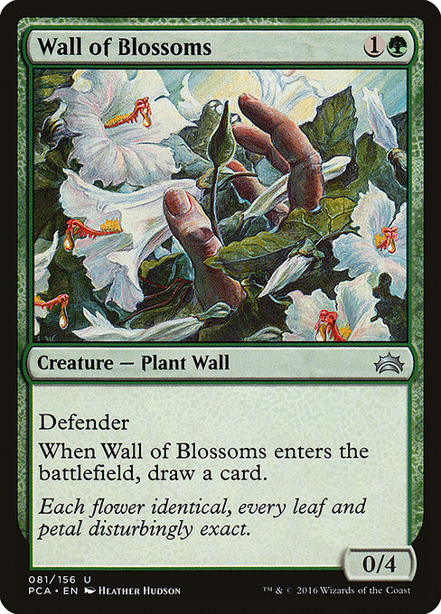 Wall of Blossoms (PCA)