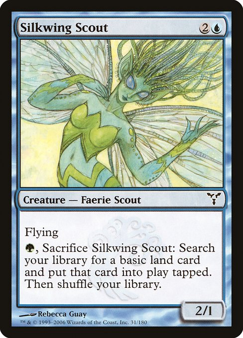 Silkwing Scout (DIS)