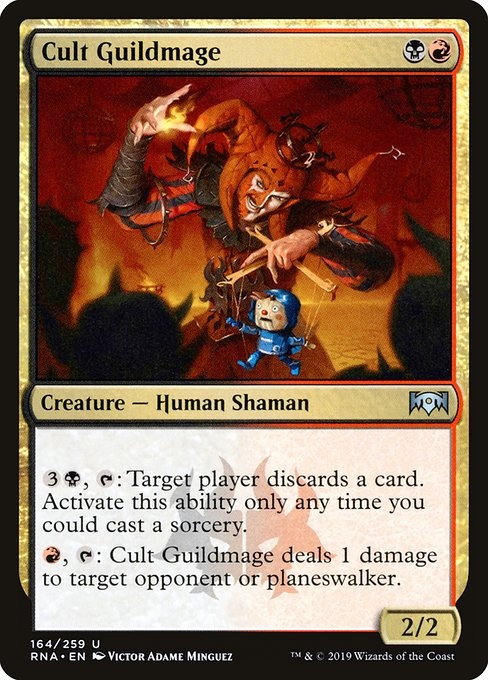 Cult Guildmage (RNA)
