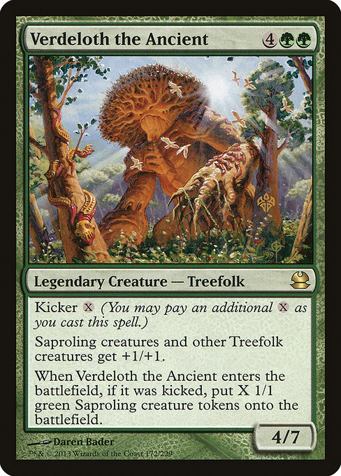 Verdeloth the Ancient (MMA)