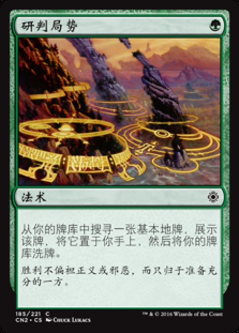 Lay of the Land (CN2)