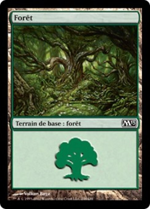 Forest (M13)