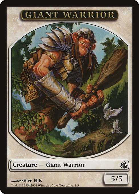 Giant Warrior (TMOR)