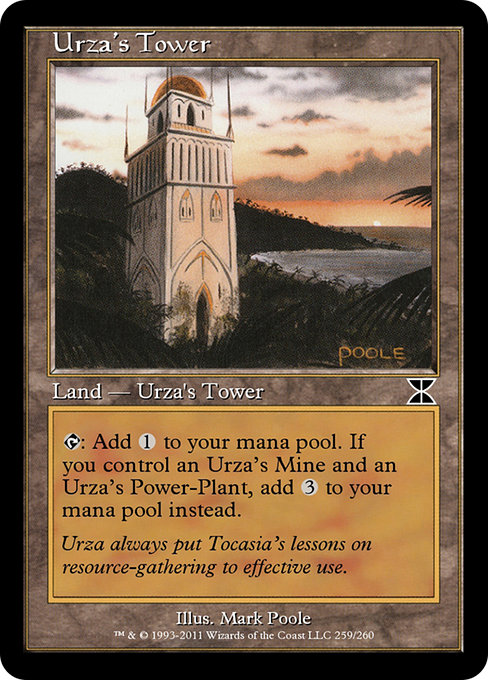 Urza's Tower (ME4)